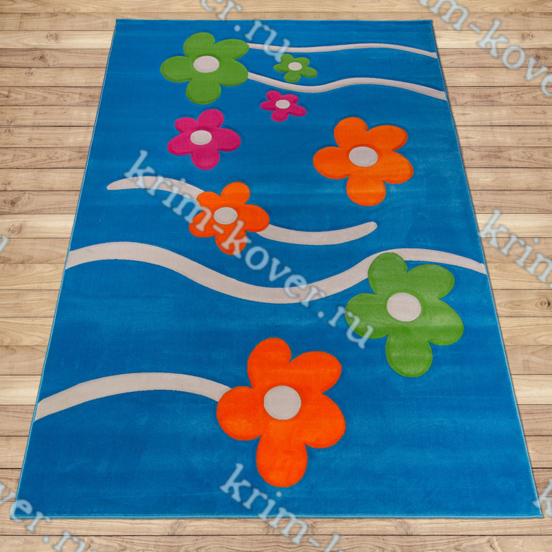Ковер Imperial Carving 22501 (синий)